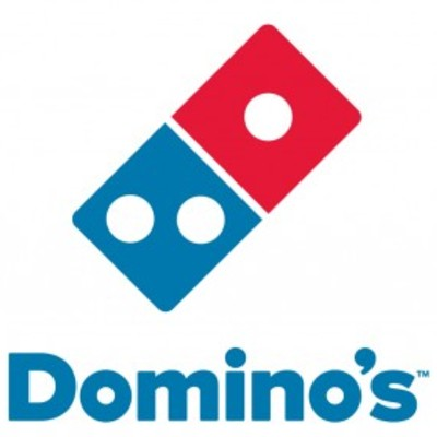 Big dominos pizza logo font