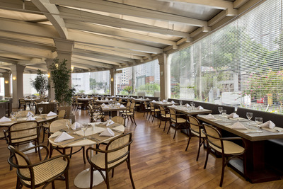 Big 25ameliaibirapuera giottorestaurant